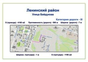 Паспорт уличных дорожных сетей: Мосты