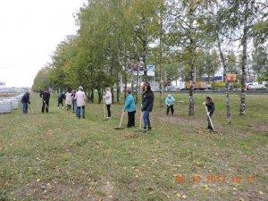Мероприятия в области охраны окружающей среды