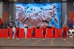 Коллектив АО «Дорэкс» принял участие в праздновании Дня России