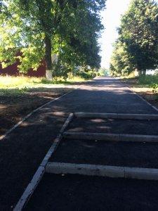 Ремонт тротуара по ул. К.Иванова