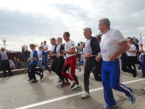 «Кросс нации» в Чувашии собрал более 70 тысяч поклонников здорового образа жизни