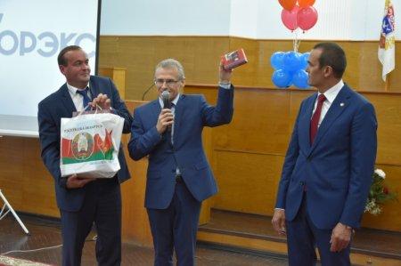Коллектив АО «Дорэкс» отметил 50-летие со дня основания предприятия