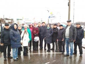 Коллектив предприятия принял участие в праздновании Дня народного единства