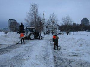 Участвуем в подготовке к православному празднику