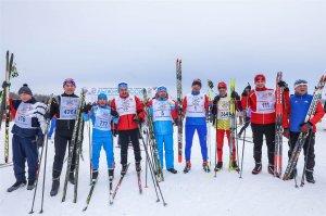 «Лыжня России - 2019»