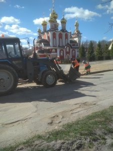 Готовим город к православному празднику