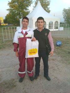 АО «Дорэкс» принял участие в Международном чемпионате операторов техники ЧЕТРА