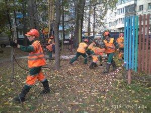 """АО """"Дорэкс"""" приняло участие во втором этапе тренировки по гражданской обороне (фоторепортаж)"""