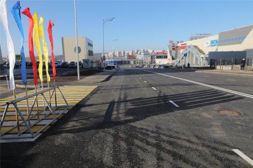 """АО """"Дорэкс"""" раньше установленного срока завершило ремонтные работы на бульваре Электроаппаратчиков"""