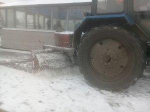 К первому снегу готовы (фоторепортаж)