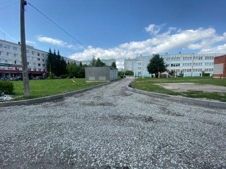 Продолжается реализация программы формирования современной городской среды на территории Чувашской Республики.