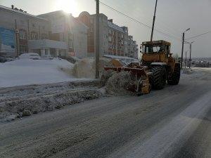В Чувашии ожидаются рекордные морозы