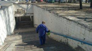 Дезинфекция общественных мест г. Чебоксары