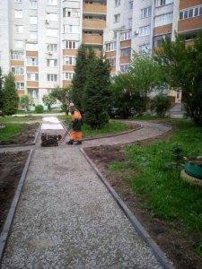 Продолжаются работы в рамках реализации программы формирования современной городской среды в г. Чебоксары